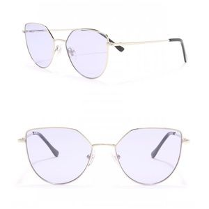 NEW DIFF Eyewear Pixie XL 53mm Sunglasses